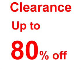 Jewellery Clearance - up to 80% off